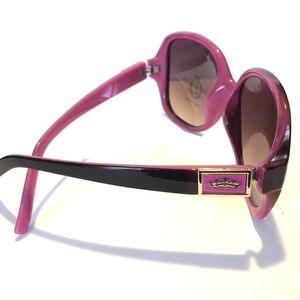 New Womens Juicy Couture Oversized Sunglasses